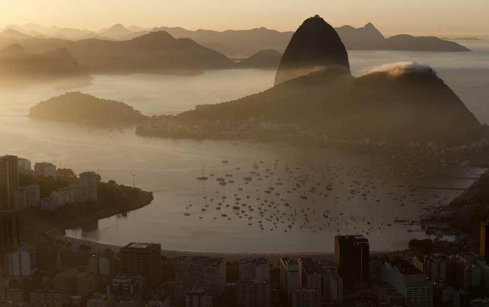 Rio de Janeiro di Sergio Moraes