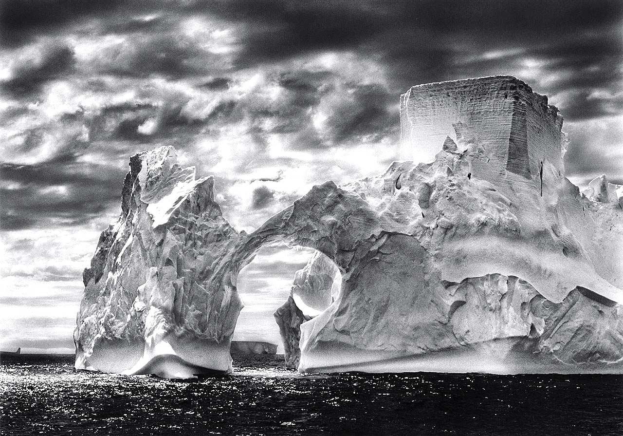 Iceberg di Sebastiao Salgado