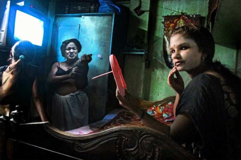 """La fotografia incriminata """"In the Shadows"""" di Souvid Datta"""