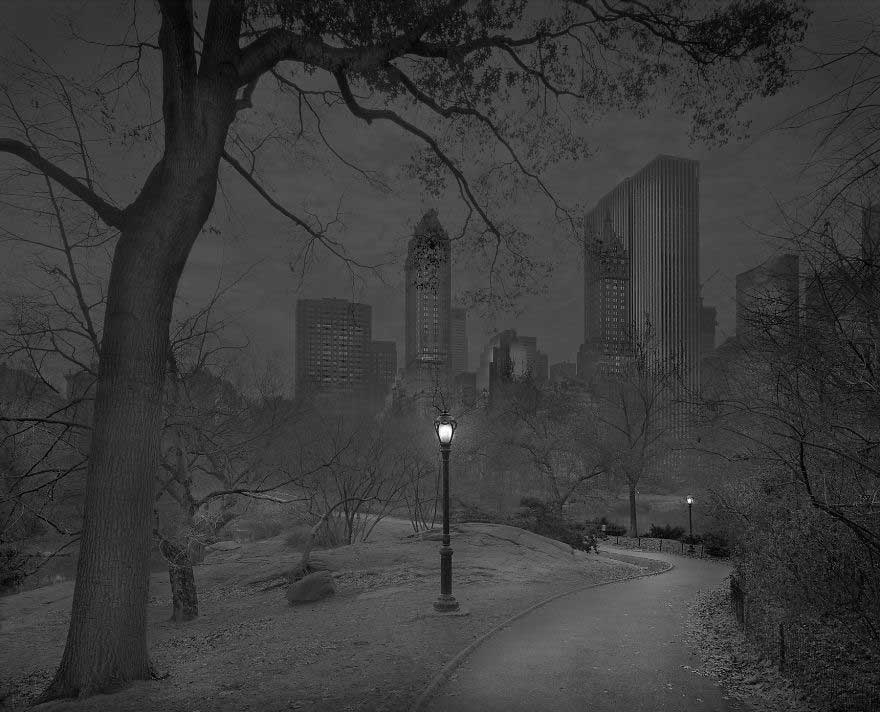 Le foto di Michael Massaia a Central Park