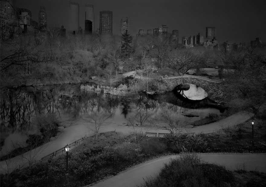 Michael Massaia fotografie a Central Park