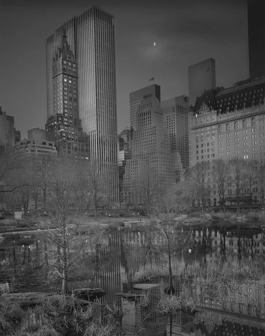 Central Park vista da Michael Massaia