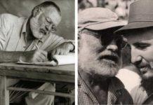 Le foto piu belle di Ernest Hemingway