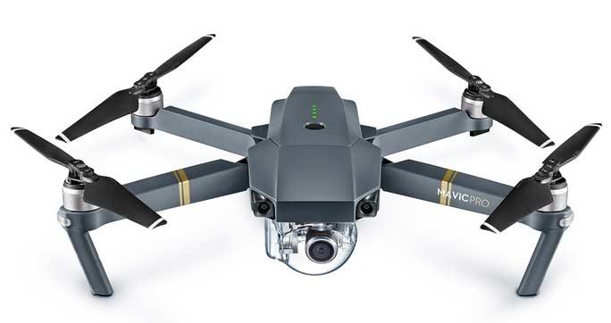 Miglior drone DJI Drone Mavic Pro Fly