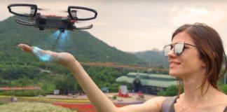 Il minidrone Spark Dji