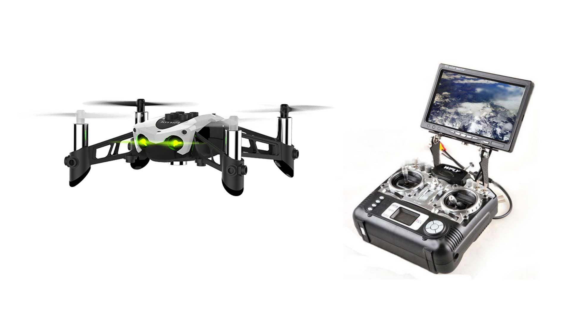 Radiocomando per drone