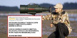 Recensioni divertenti Sigma 200-500mm