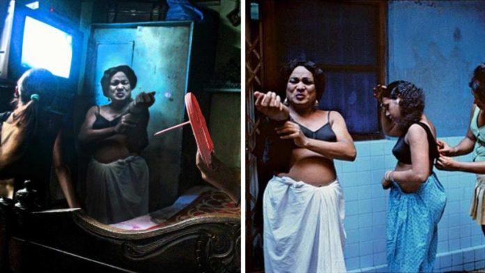 Souvid Datta e la sua foto plagio con l'originale di Mary Ellen Mark
