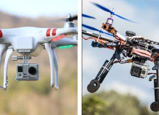 Classifica del miglior drone del 2017
