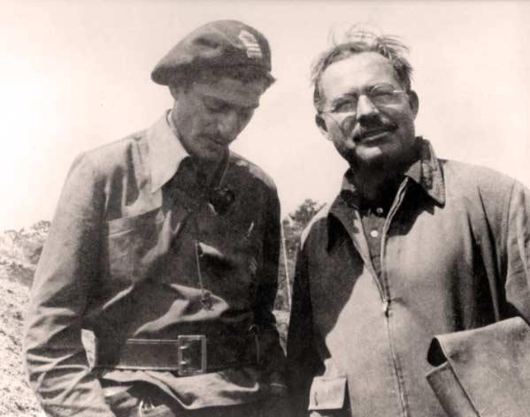 Ernest Hemingway come corrispondente di guerra