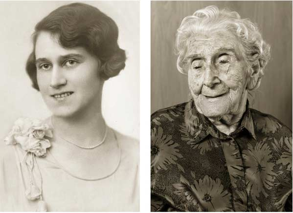 Signora centenaria