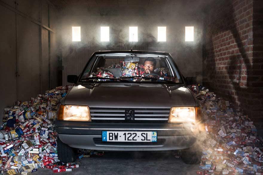 4 anni di rifiuti, Antoine Repesse