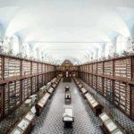 Biblioteca Casanatense, Roma, 1701 (Librerie più belle d'Europa)