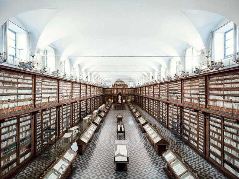 Biblioteca Casanatense, Roma, 1701