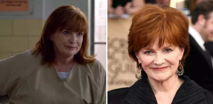 Blair Brown aka Judy King