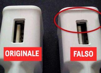 Come riconoscere un gadget falso