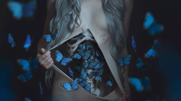 Foto Farfalle nello stomaco di Anya Anti