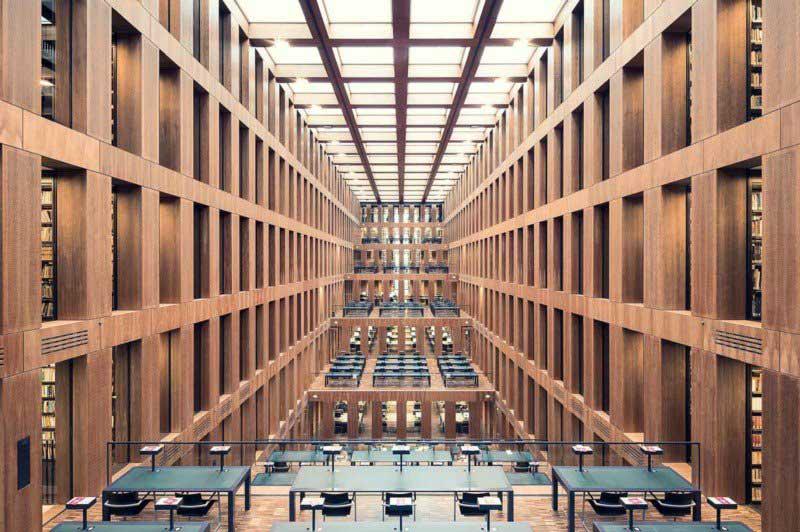 Grimm Zentrum Biblioteca, Berlino-2009