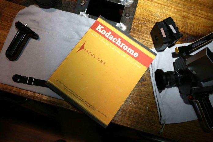 Kodachrome Magazine, la nuova rivista Kodak