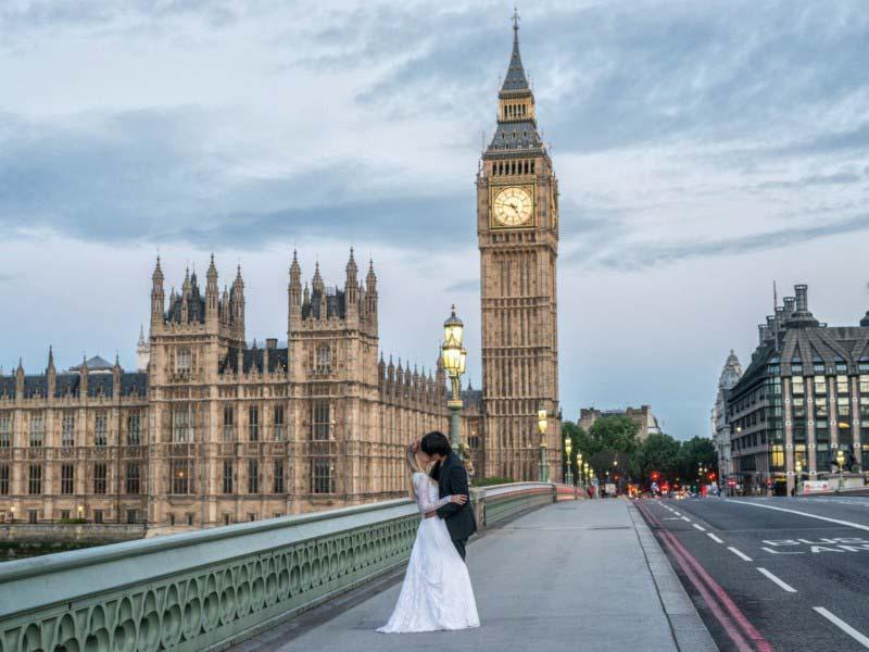 Ponte di Westminister, Londra, Regno Unito