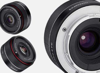 Samyang 35mm f-2.8: Caratteristiche e prezzo