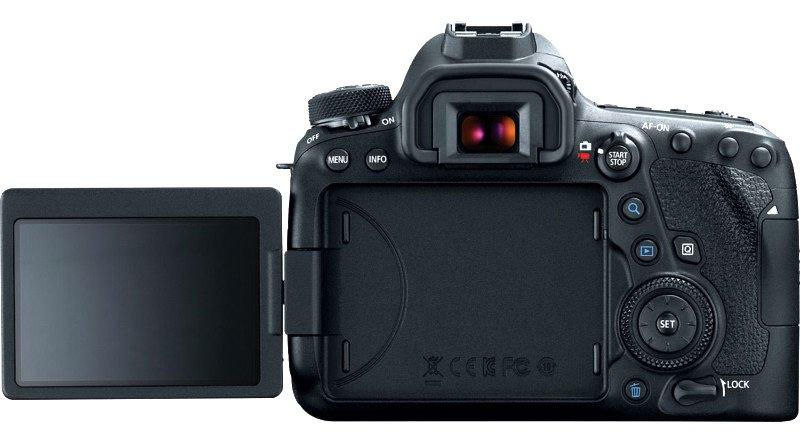 Schermo LCD Canon 6D Mark 2