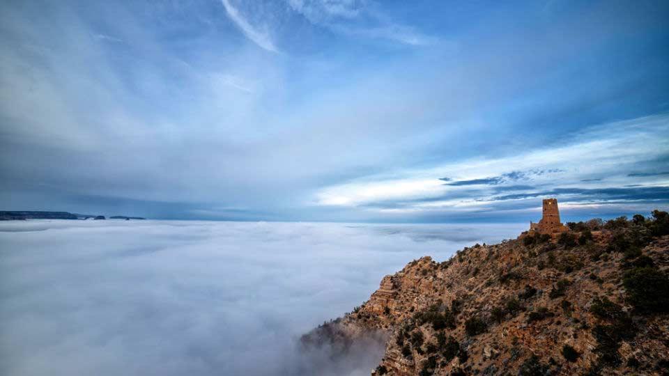 Timelapse nel Grand Canyon di Harun Mehmedinovic