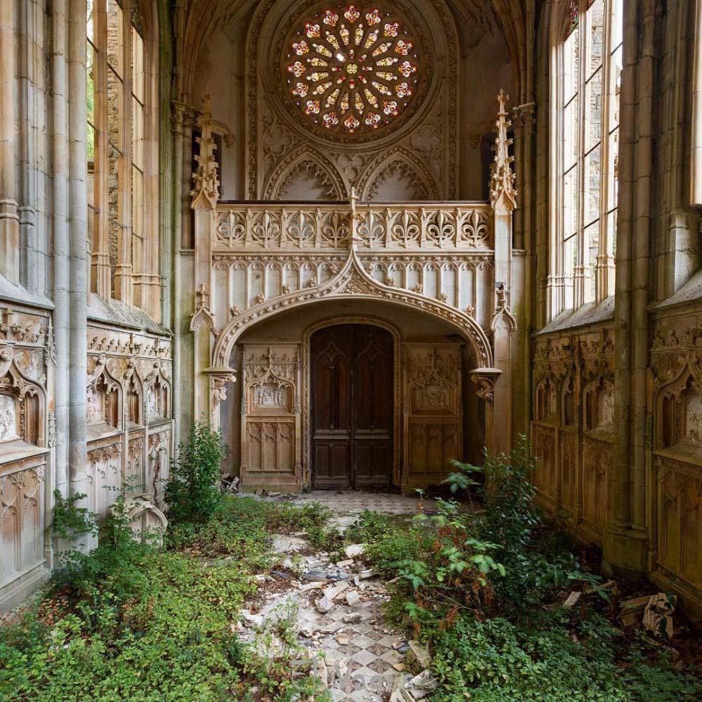 Chiesa abbandonata in Francia di © El Vagus