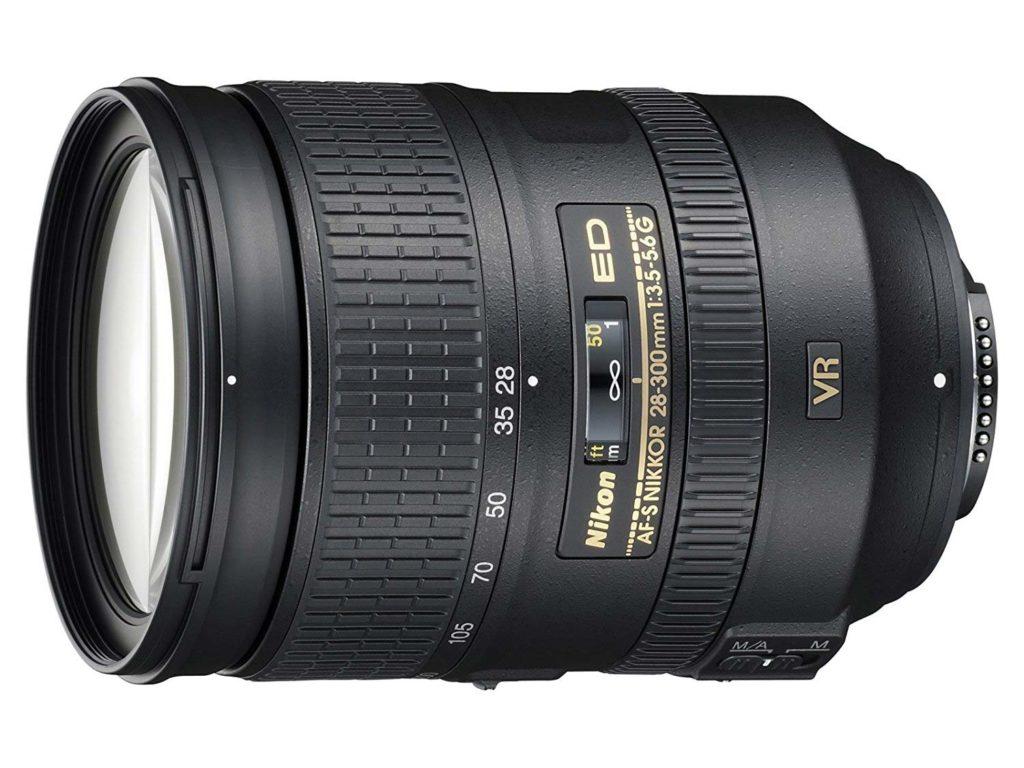 Nikon Obiettivo Nikkor AF-S 28-300 mm