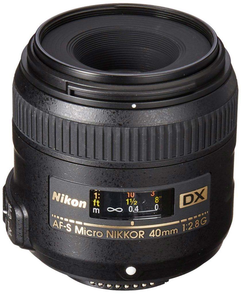 Nikon Obiettivo Nikkor AF-S 40 mm