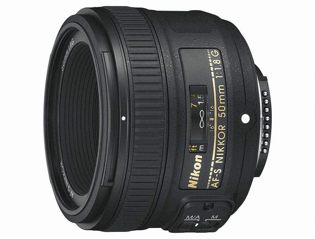 Nikon Obiettivo Nikkor AF-S 50 mm