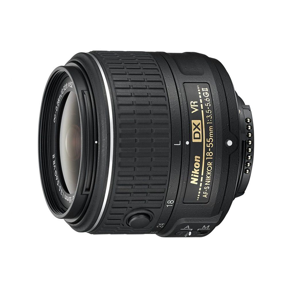 Nikon Obiettivo Nikkor AF-S DX 18-55 mm
