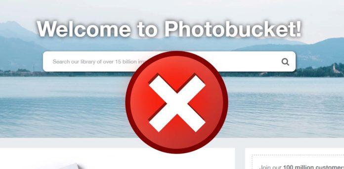 Photobucket diventa a pagamento