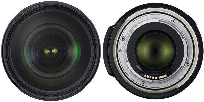 Tamron 24-70mm, uscita e caratteristiche