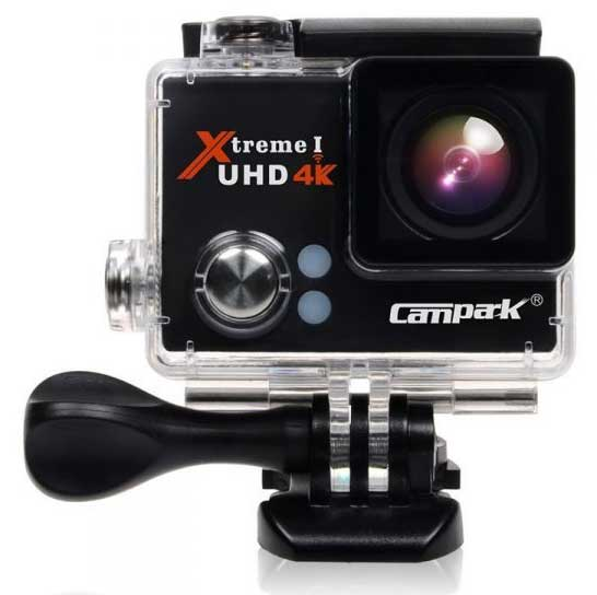 Campark 4K Sport Action Camera, la Recensione