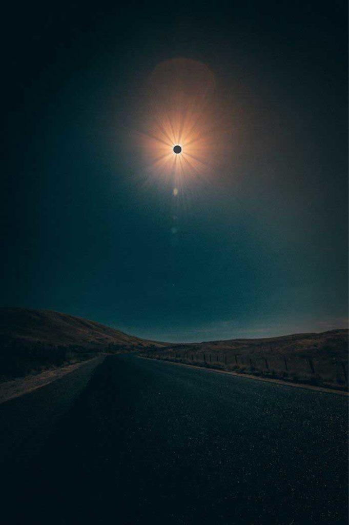 Eclisse Solare 2017