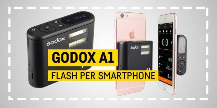 Godox A1, caratteristiche del flash per smartphone