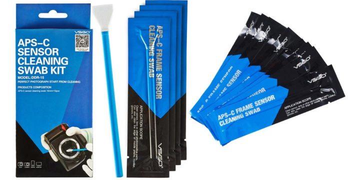 Kit VSGO per la pulizia della Reflex