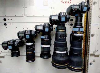 La Nasa ha comprato 53 Nikon D5