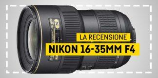 Nikon 16-35mm F4, Caratteristiche e recensione