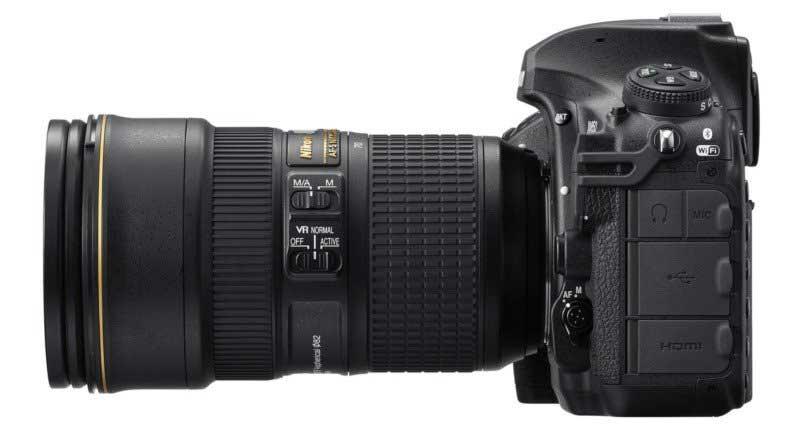 Nikon D850 Novità