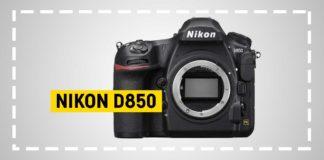 Nikon D850, caratteristiche