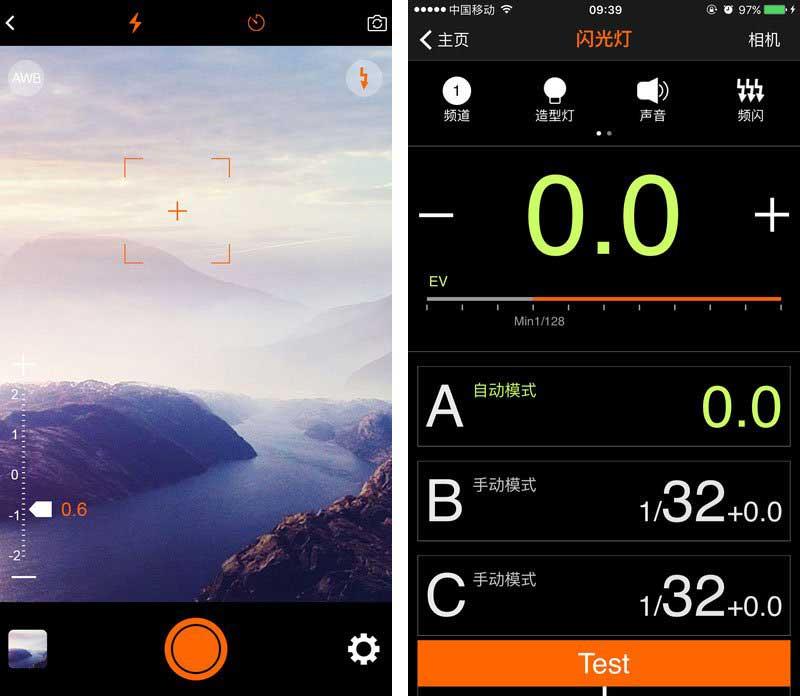 Godox A1, mini flash per smartphone