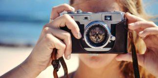 Fotografare fa bene alla salute e al benessere