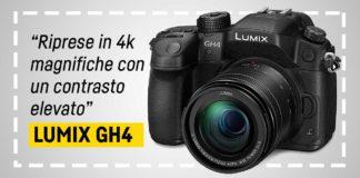 Lumix GH4 recensione e caratteristiche