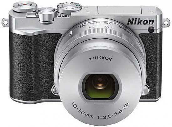 Nikon 1 J5 Caratteristiche