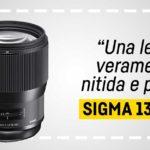 Sigma 135mm Recensione e caratteristiche