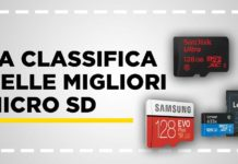 Classifica Migliori Micro Sd