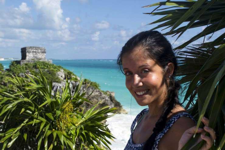 Federica Xotti di Travelliamo in Messico