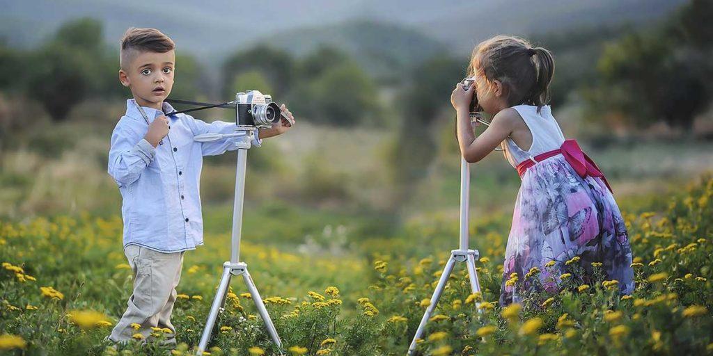 La fotografia aumenta la salute mentale